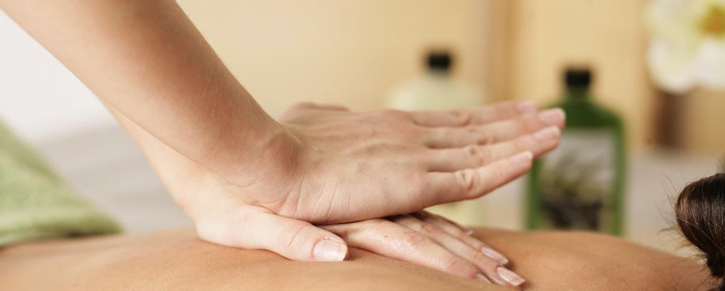 massagen klassische massage
